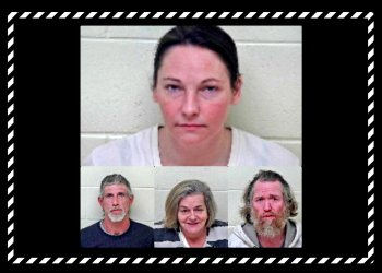 Busted! 6 New Arrests in Portsmouth, Ohio - 05/10/20 Scioto County Mugshots
