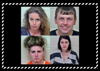 Busted! 16 New Arrests in Portsmouth, Ohio - 05/15/20 Scioto County Mugshots