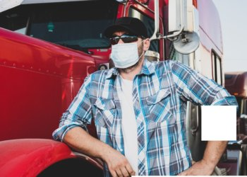 How To Keep Truck Drivers Safe During COVID-19