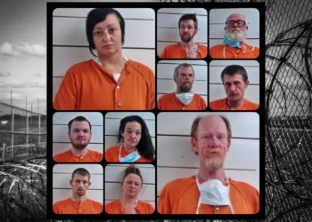 Busted! 10 New Arrests in Ashland, Ky, Boyd County Mugshots 01/27/21