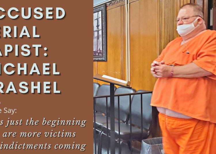 Accused Serial Rapist, Michael Grashel, Appears in Portsmouth Court