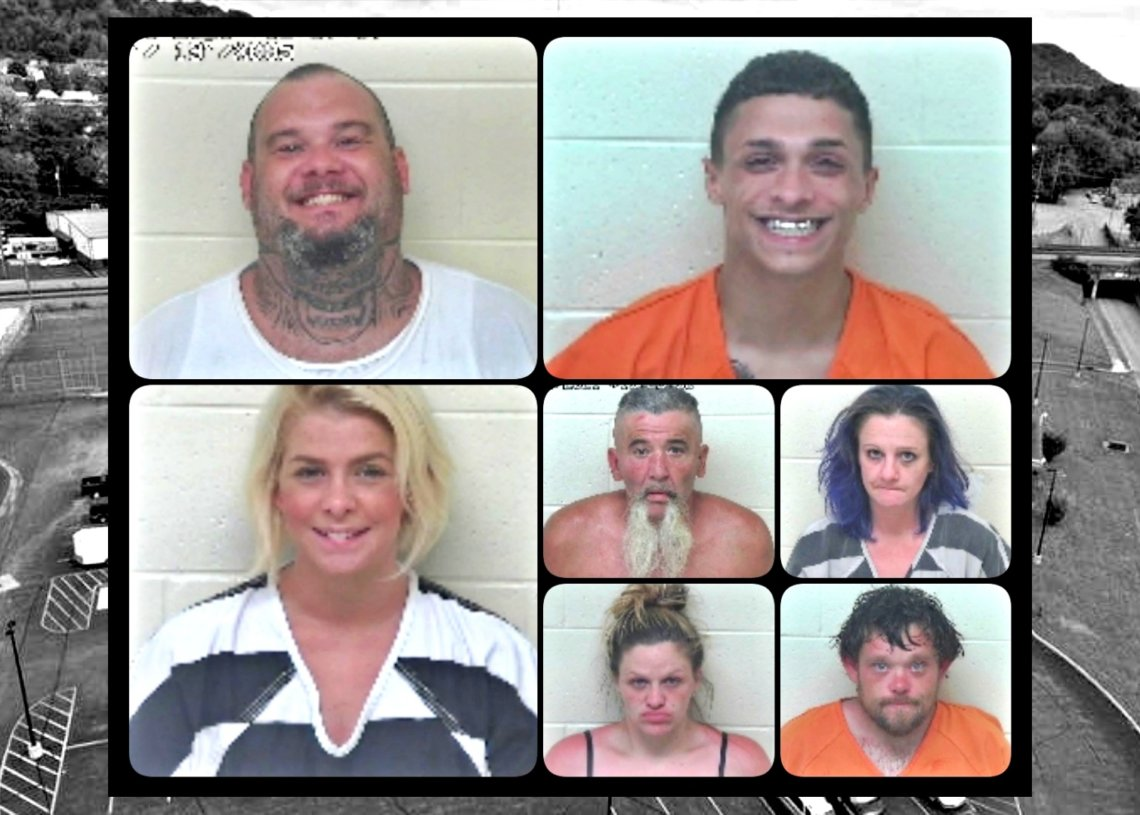 Busted! 35 New Arrests in Portsmouth, Ohio - 06/27/21 Scioto County Mugshots