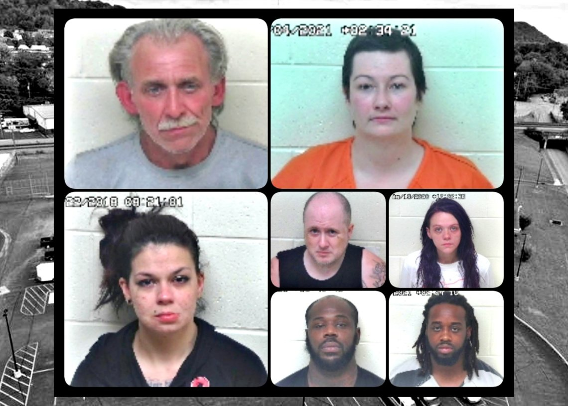 Busted! 34 New Arrests in Portsmouth, Ohio - 07/04/21 Scioto County Mugshots