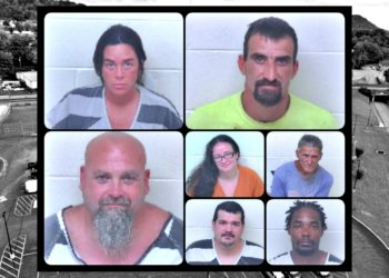 Busted! 24 New Arrests in Portsmouth, Ohio - 07/08/21 Scioto County Mugshots