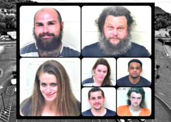 Busted! 41 New Arrests in Portsmouth, Ohio - 07/11/21 Scioto County Mugshots