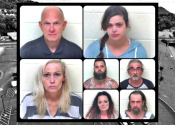 Busted! 42 New Arrests in Portsmouth, Ohio - 07/01/21 Scioto County Mugshots