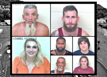 Busted! 38 New Arrests in Portsmouth, Ohio - 07/18/21 Scioto County Mugshots