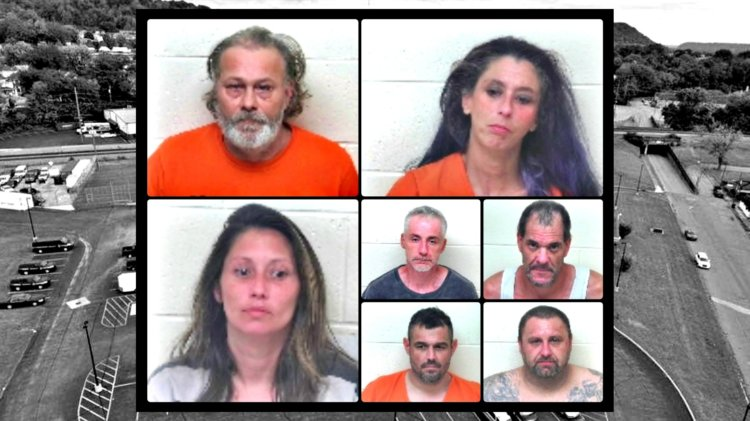 Busted! 48 New Arrests in Portsmouth, Ohio - 07/22/21 Scioto County Mugshots