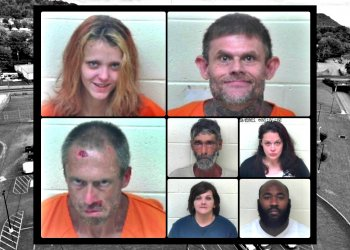 Busted! 22 New Arrests in Portsmouth, Ohio - 07/26/21 Scioto County Mugshots