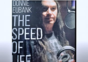 Donnie Eubank Still Has a Lot of Rock and Roll Left in Him