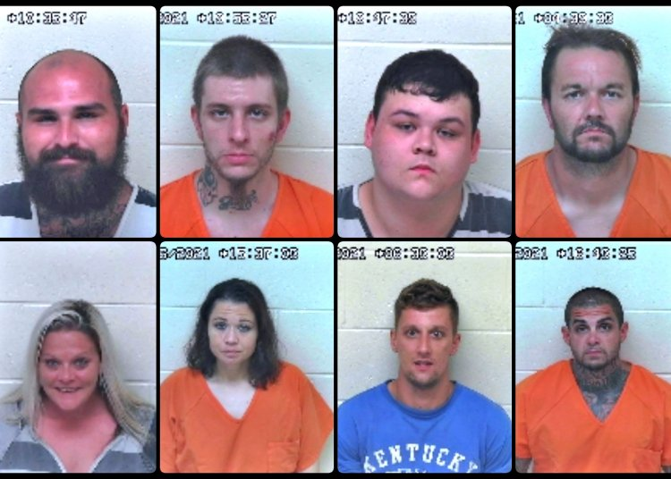 Busted! 47 New Arrests in Portsmouth, Ohio - 08/29/21 Scioto County Mugshots