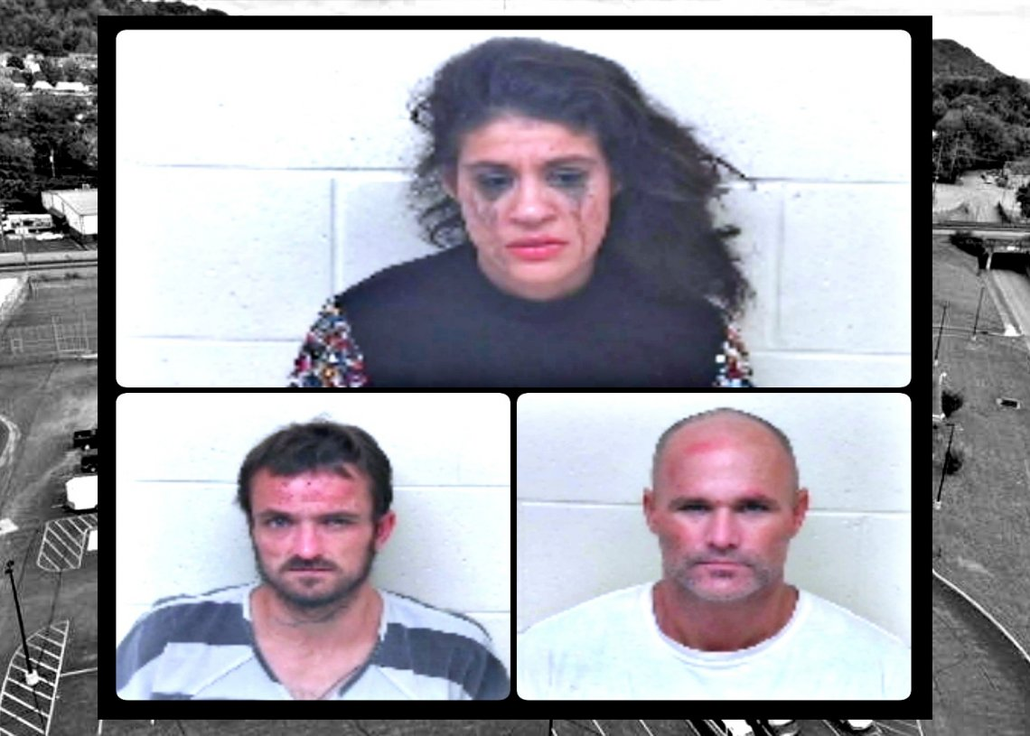 Busted! 39 New Arrests in Portsmouth, Ohio - 09/26/21 Scioto County Mugshots