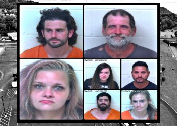 Busted! 33 New Arrests in Portsmouth, Ohio - 09/19/21 Mugshots Scioto, Pike, and Ross County