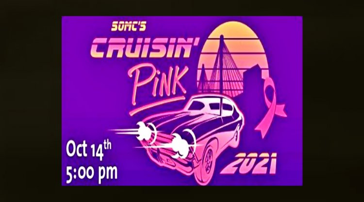Cruisin' Pink Offers Fun While Fighting Breast Cancer