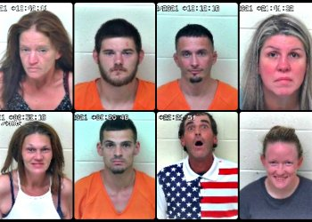 Busted mugshots scioto pike portsmouth