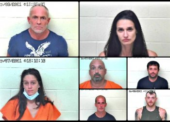 Busted! 41 New Arrests in Portsmouth, Ohio - 09/09/21 Scioto/Pike County Mugshots