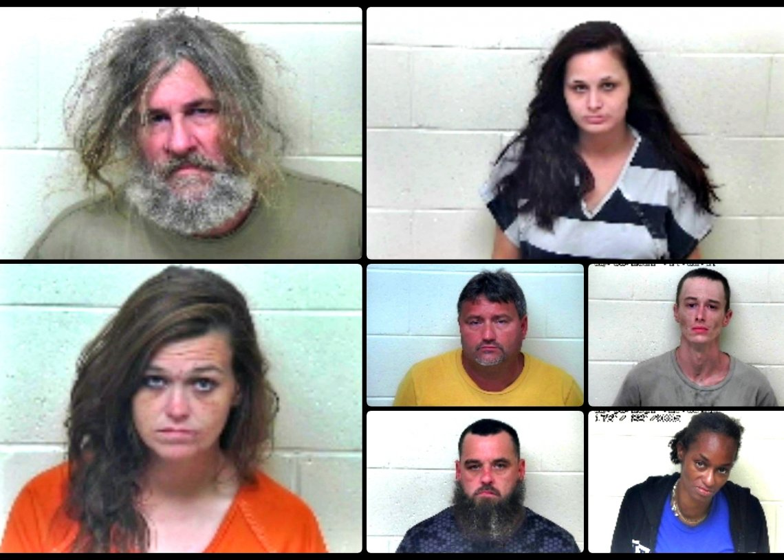 Busted 31 New Arrests in Portsmouth, Ohio - 09/12/21 Scioto/Pike County Mugshots
