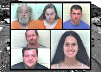 Busted! 40 New Arrests in Portsmouth, Ohio - 10/24/21 Scioto County Mugshots