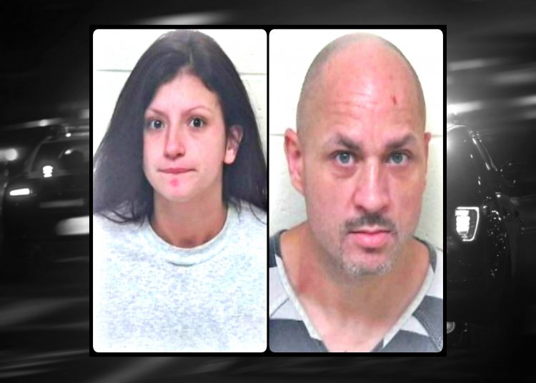 Mom & Boyfriend Busted After 4-Year-Old Suffers Fractured Skull