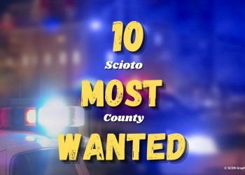 10 Most Wanted in Scioto County