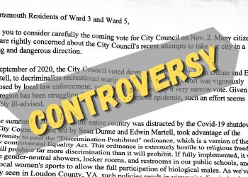 Letter Causes Firestorm of Controversy